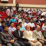 حاشیههای نشست سالانه اتحادیه انجمنهای اسلامی دانشجویان